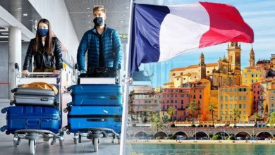 France flights: UK travel ban to lift today - but will France extend restrictions?