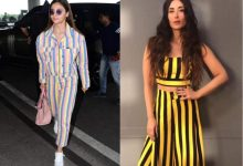 From Alia Bhatt to Kareena Kapoor Khan: Bollywood beauties step out in style in pretty striped co-ord sets  | The Times of India