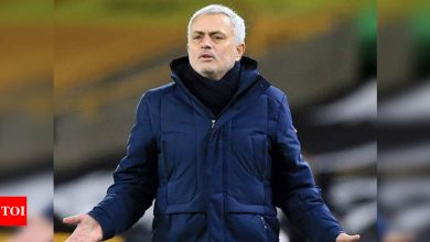 Fulham game postponement due to COVID-19 was 'unprofessional': Mourinho | Football News - Times of India
