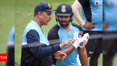 Full Indian squad, including isolated five, travelling to Sydney together; Brisbane Test on as of now | Cricket News - Times of India