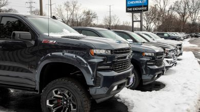 General Motors, maker of giant trucks and SUVs, vows to be carbon neutral by 2040