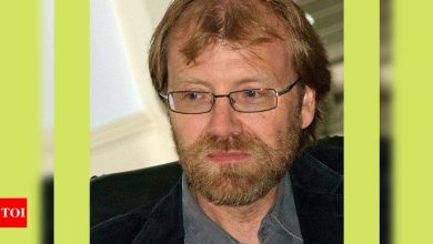 George Saunders shares books that inspired him to be an author - Times of India