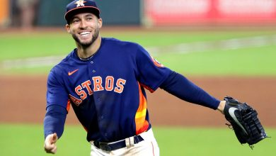 George Springer chooses Blue Jays over Mets in MLB free agency