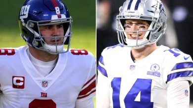 Giants vs. Cowboys line, analysis and predictions for all Week 17 NFL games