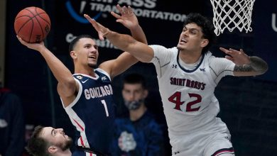 Gonzaga and Baylor being Final Four locks is just silly