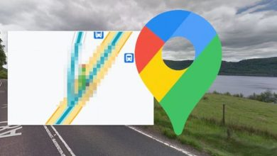 Google Maps Street View: 'Loch Ness Monster' spotted hovering close to the legendary spot