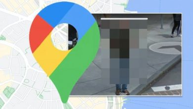 Google Maps Street View: Man shocks with explicit move on bustling Boston street