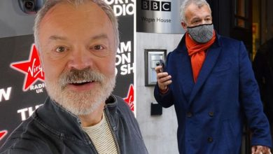Graham Norton sets record straight on if he