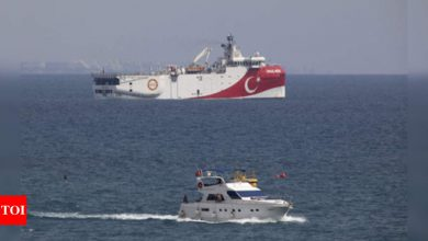 Greece, Turkey face first crisis talk since 2016 - Times of India