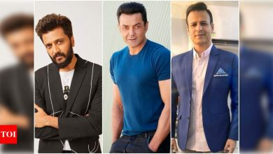 Happy Birthday, Bobby Deol: Vivek Oberoi to Riteish Deshmukh, B-town stars pour in wishes on social media - Times of India