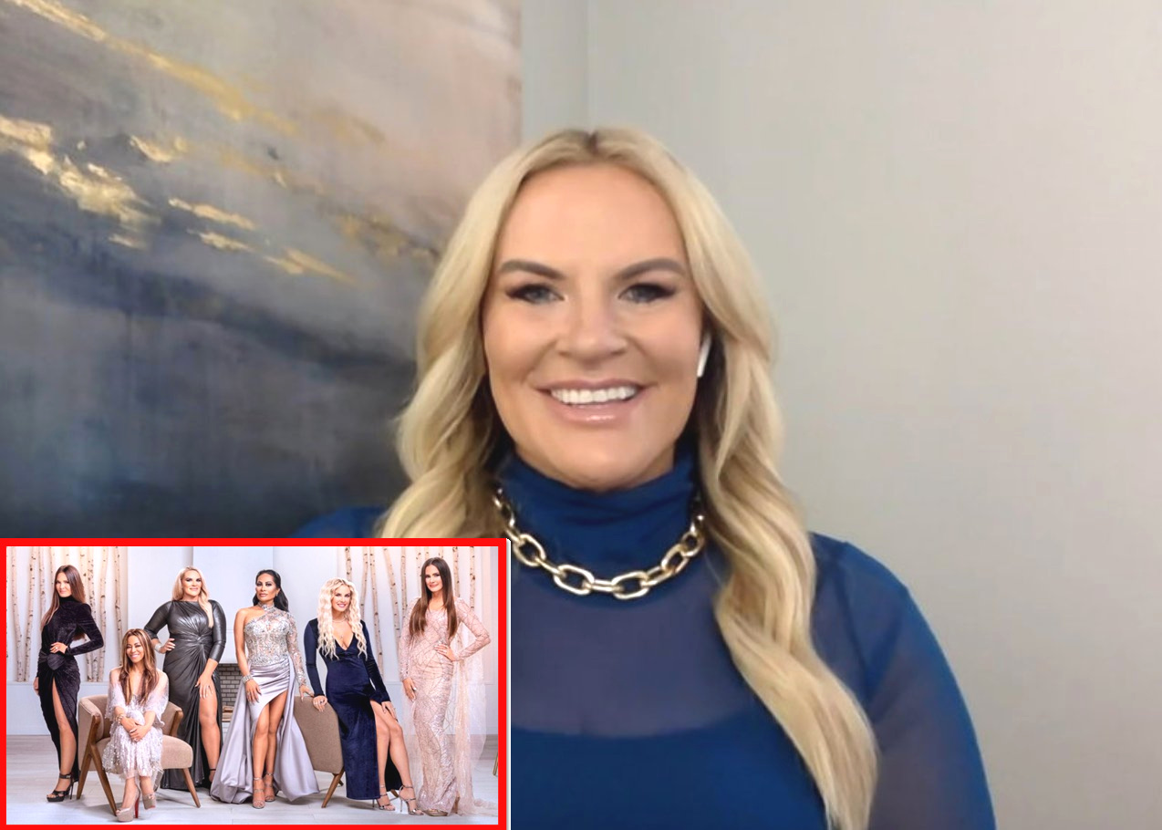 "Heather Gay Talks ""Intense"" RHOSLC Reunion Drama, Shares Surprising Update With Ex-Husband and DM From Rihanna, Plus Fears About Friendship With Jen, and Live Viewing Thread"