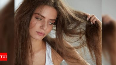 Here's how to repair your hair during wintertime - Times of India