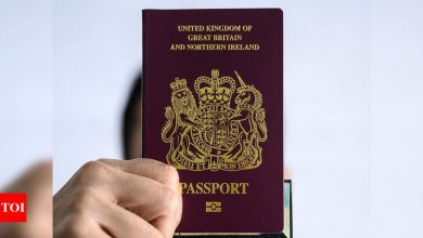 Hong Kong BNO Passport News: Hong Kong govt says it will not recognise BNO passports from January 31 | World News - Times of India