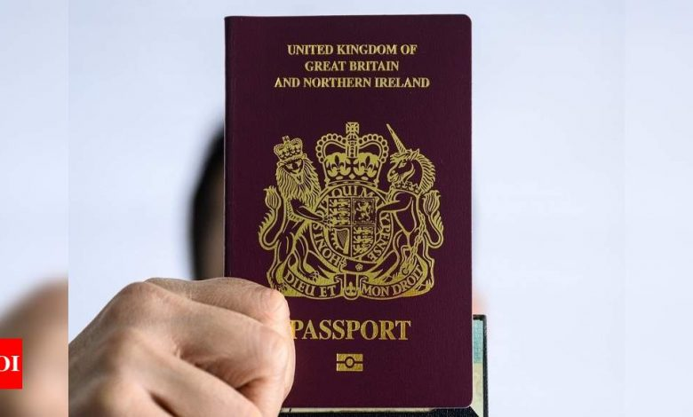 Hong Kong BNO Passport News: Hong Kong govt says it will not recognise BNO passports from January 31   World News - Times of India