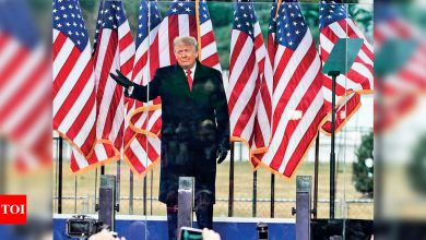 How Donald Trump's 2nd impeachment will unfold - Times of India