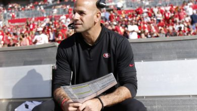 How brother's  near-death 9/11 experience started Robert Saleh's path to Jets