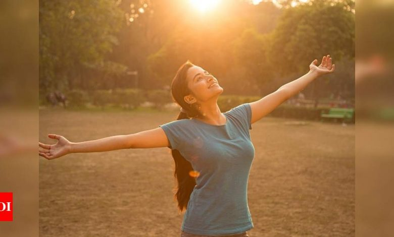 How to safely get Vitamin D from the sun - Times of India