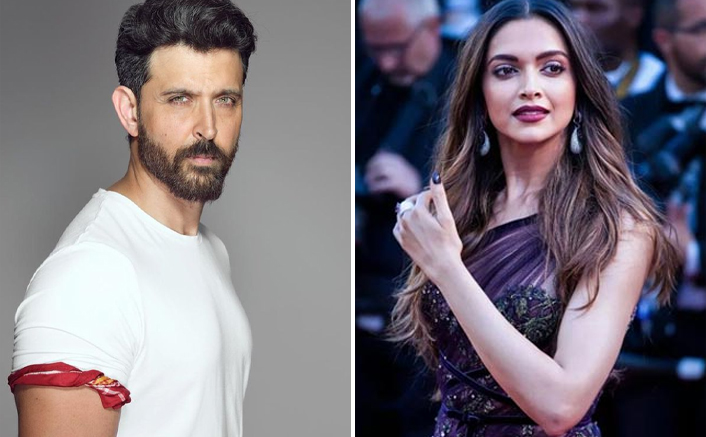 Finally a Hrithik Roshan, Deepika Padukone film together – Fighter!