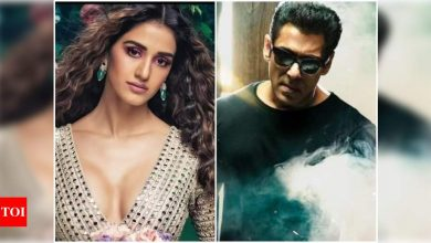 """""""I am super excited that our audience will be able to catch the action and fun on the big screen"""", shares Disha Patani as 'Radhe' gears up for a theatrical release - Times of India"""