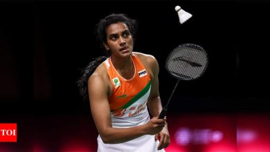 I made too many errors, says PV Sindhu | Badminton News - Times of India