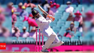 I was all ready, padded up, had taken injection as well: Jadeja   Cricket News - Times of India