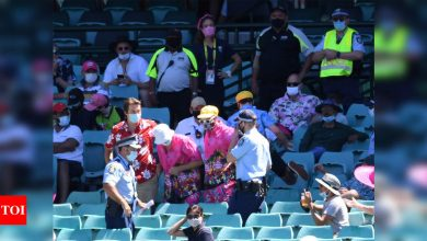 ICC condemns racism in Sydney Test, seeks action taken report from Cricket Australia   Cricket News - Times of India