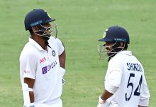 IN PICS: Indian rookies thwart Aussie bowlers on Day 3  | The Times of India