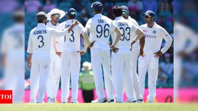 IND vs AUS 4th test: BCCI intervenes after Indian team complains of no hotel facilities in Brisbane, access to all facilities assured | Cricket News - Times of India
