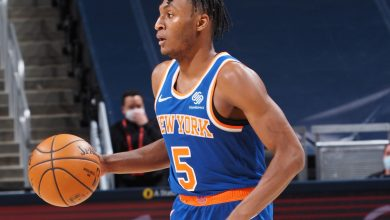 Immanuel Quickley's sudden emergence gives Knicks a good problem