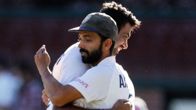 In Pics: Defiant India earn a draw in Sydney Test against Australia  | The Times of India