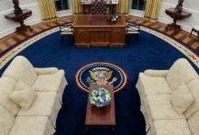 In pics: US President Joe Biden's redecorated Oval Office  | The Times of India