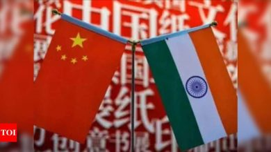 India, China to hold 9th round of talks to resolve border dispute | India News - Times of India