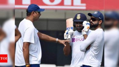 India-England Tests in Chennai to be played behind closed doors | Cricket News - Times of India