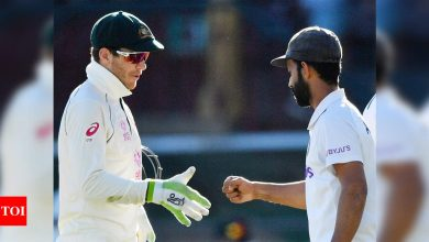 India vs Australia 4th Test: Injury-hit India face Australia in 'winner takes all' Brisbane Test | Cricket News - Times of India