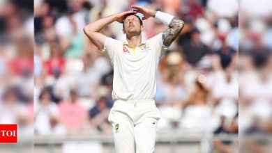 India vs Australia: Australia pacer James Pattinson ruled out of third India Test | Cricket News - Times of India