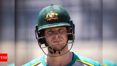 India vs Australia: Coach Langer expects Smith to break lean run in Sydney | Cricket News - Times of India