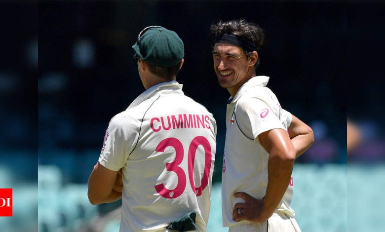 India vs Australia: For Oz attack too, it's survival of the fittest | Cricket News - Times of India