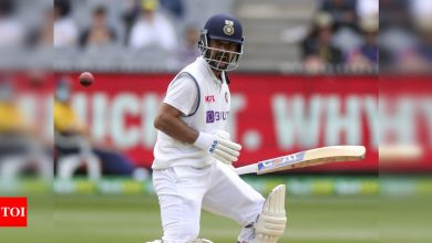 India vs Australia: Have our plans ready for Rahane, warns Lyon   Cricket News - Times of India