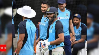 India vs Australia:  India vs Australia: All 'isolated' Indian players maintaining basic social-distancing norms | Cricket News - Times of India