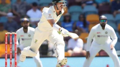 India vs Australia Live Score, 4th Test: Warner, Harris off to a brisk start on Day 4 - The Times of India