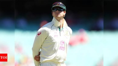 India vs Australia: Smith denies accusations of gamesmanship during third Test   Cricket News - Times of India