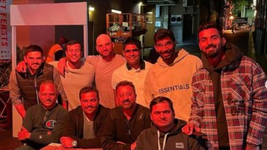 India vs Australia: Team India Celebrates New Year in Melbourne; KL Rahul Posts Picture on Social Media