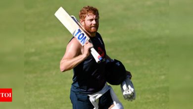 India vs England: Bairstow being rested for first two Tests 'makes no sense' to Vaughan | Cricket News - Times of India