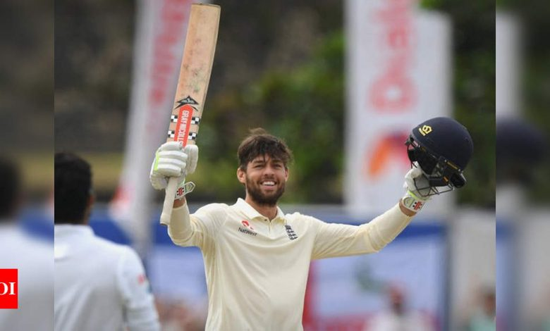 India vs England: Excitement, anticipation as Foakes gears up for Test return in India   Cricket News - Times of India