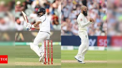 India vs England: I don't know how we are going to get Virat Kohli out, says Moeen Ali | Cricket News - Times of India