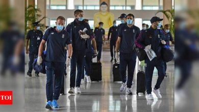 India vs England:  India vs England: England will get three days to train before first Test in Chennai   Cricket News - Times of India