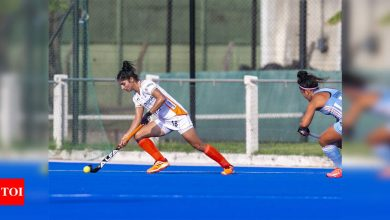 Indian women's hockey team lose 0-2 to Argentina | Hockey News - Times of India