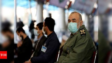 Iran general warns US: Military ready to respond to pressure - Times of India