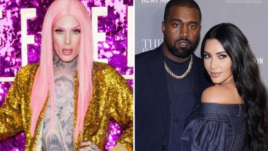 Is Kanye West Hooking Up With Jeffree Star Amid Divorce News With Kim Kardashian?
