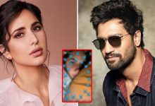 Katrina Kaif Shares A Picture Hugging A Mystery Person, Is It Vicky Kaushal?